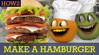 HOW2: How to Make a Hamburger