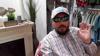 Поляризационные очки для рыбалки costa
