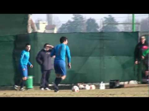Preview video Amichevole Fulgor vs Mongrando