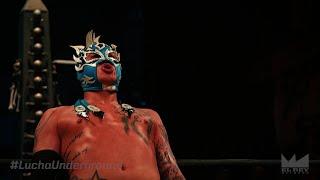 Lucha Underground 2/10/16 King Cuerno Vs Fenix  LAST LUCHADOR STANDING
