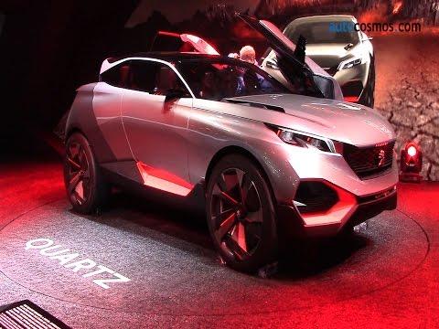 Los mejores conceptos del autoshow de París 2014