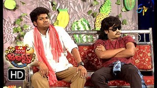 Avinash & Karthik Performance | Extra Jabardasth| 19th October 2018 | ETV Telugu