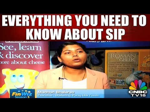 Everything You Need to Know About SIP | Parag Milk Foods | Financial Planning | NSE FinWiz Season 5