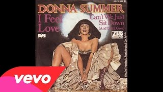 Donna Summer - Can't We Just Sit Down (And Talk It Over) [Audio]