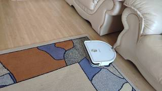 Dibea GT200 Review: a Budget Robot Vacuum with a Gyroscope Mapping & Path Planning System