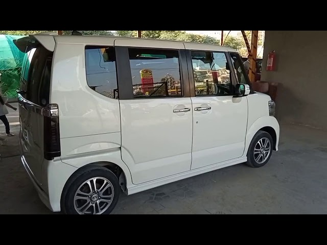 Honda N Box Custom G 2014 for Sale in Rawalpindi