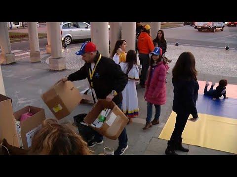 Η βενεζουελάνικη κοινότητα της Πορτογαλίας οργανώνεται…