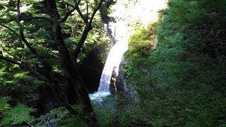 徳島県那賀郡那賀町、「大釜の滝」へドライブ#99