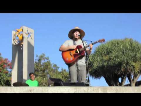 Radical Face - Welcome Home (Live 2011 New LA Folk Fest)