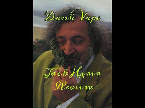 Dank Vapes Jack H & Blue Dream Review / DHC UNBOXING