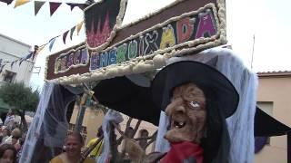 preview picture of video 'Les bruixes han tornat a Llers per Sant Joan'