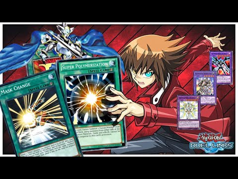 Mask Change Returns with SUPER POLY [Yu-Gi-Oh! Duel Links]