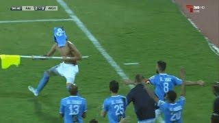 أهداف مباراة الفيصلي 2-0 الوحدات | تعليق خليل البلوشي | ذهاب نصف نهائي كأس الأردن 2016/17