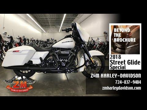 2018 Harley-Davidson Street Glide® Special in Greensburg, Pennsylvania