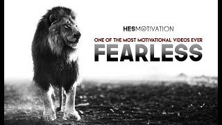 OVERCOMING FEAR - Motivational Video