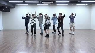 BTS - FREAKY FRIDAY DANCE PRACTICE