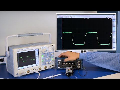 Desco Europe - Wave Distortion Technology Demonstration