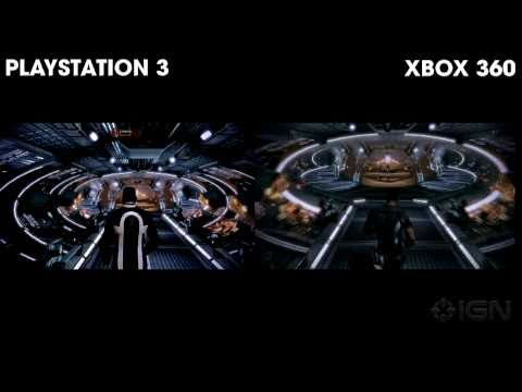 How Does Mass Effect 2 On PS3 Look?