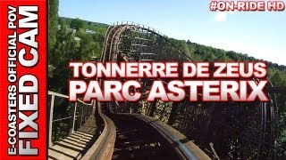 preview picture of video 'Tonnerre de Zeus - Parc Asterix | On-Ride (ECam HD)'