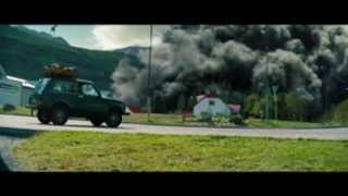 Eruption - Clip - The Secret Life of Walter Mitty