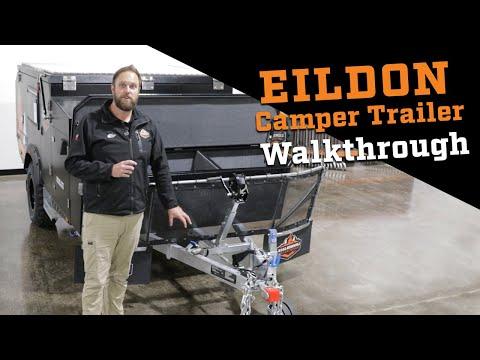 Eildon Camper Trailer Walk-through