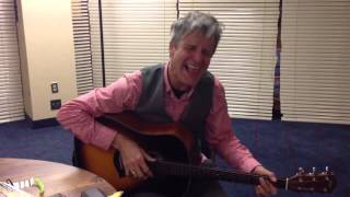 Steve Poltz sings Fake Santa