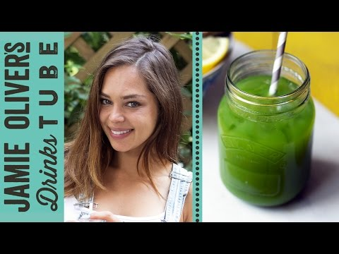 Video Ultimate Green Juice | Danielle Hayley
