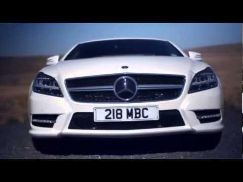 Mercedes-Benz 2012 CLS 350 Promo Trailer