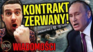 Polska ZRYWA kontrakt z ROSJĄ! To dopiero POCZĄTEK | WIADOMOŚCI