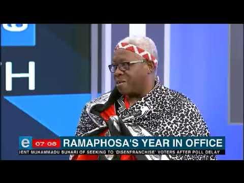 The economy unlikely to change under Ramaphosa analyst
