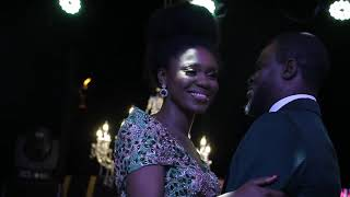 Ovation Platinum Wedding Between Dr. Oluwatobi Sanni and Rebecca Akosua Acheampong
