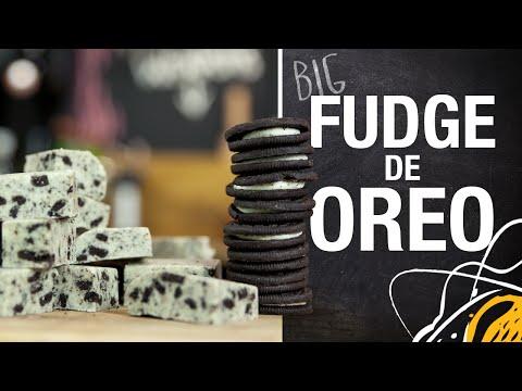 Fudge de Oreo