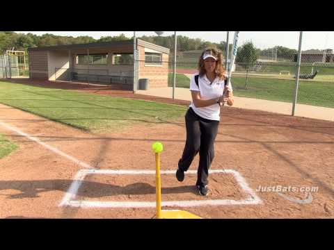 Softball Drill: Proper Stride Length with Michele Smith