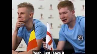 ЗИНЧЕНКО ДЕ БРЮЙНЕ СТЕРЛИНГ И ФОДЕН ЗАРУБИЛИСЬ В FIFA 2018 WC