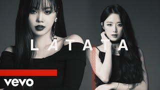 (여자)아이들((G)I-DLE) - 'LATATA (English Ver.)' Official Lyric Video