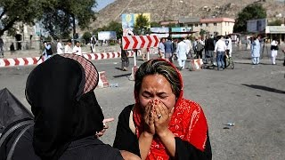 Теракт в Афганистане: 80 погибших, свыше 230 раненых