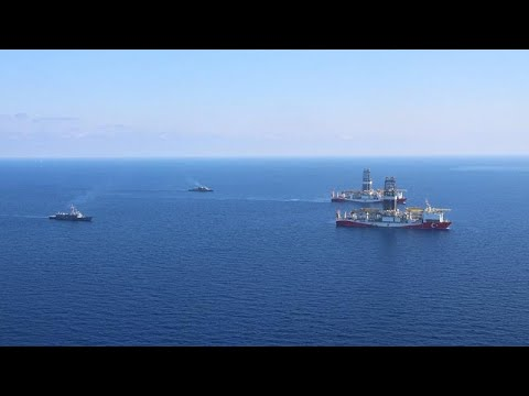 Φρεγάτες, υποβρύχια και drones συνοδεύουν Φατίχ και Γιαβούζ …