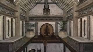 """Модернизированное """"Поместье Озерное(У озера)"""" в Skyrim - Обзор мода и ссылка для скачивания."""