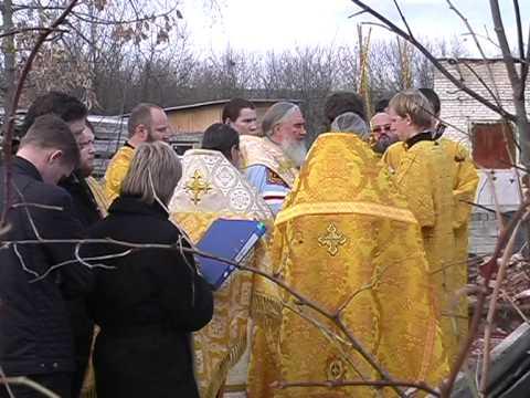 Обустройство православного храма