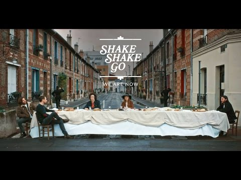 Shake Shake Go - We Are Now [OFFICIAL VIDEO] Mp3