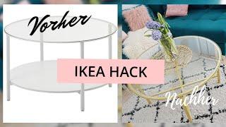 Ikea Hack - Vittsjö   Couchtisch by La Micha
