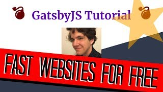 GatsbyJS Blog Tutorial | Publish Free With Netlify CMS