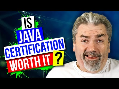 Is Java Certification Worth It? - YouTube