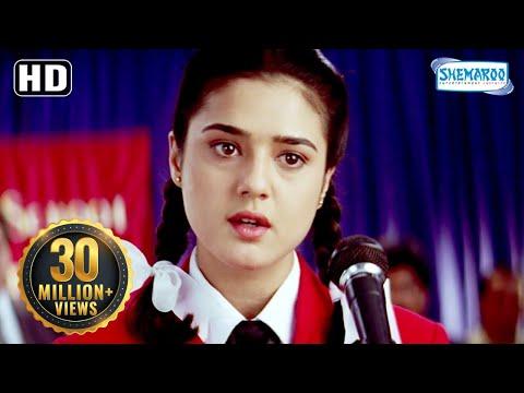Preity Zinta completes the dare scene from Kya Kehna - Saif Ali Khan - Bollywood Best Hindi Movie