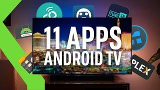 LAS MEJORES APPS PARA TU SMART TV: TOP 11 APLICACIONES PARA ANDROID TV GRATIS