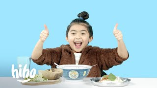 Kids Try Soups From Around The World | HiHo Kids
