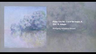 Piano Trio no. 1 in B-flat major, K. 254