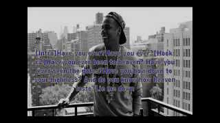 Heaven - Jay Z [lyrics on screen] (MCHG)
