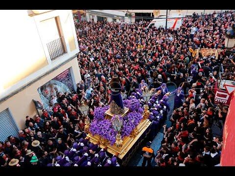 Más de 20.000 tambores redoblan en Hellín en la tamborada de Miércoles Santo