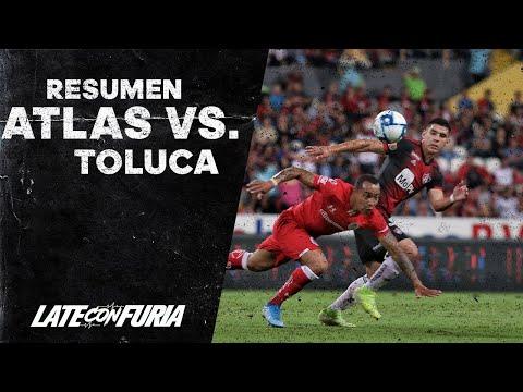 Resumen | Atlas 0 - 1 Toluca | Liga MX - Apertura 2019  - Jornada 10 | AtlasFC